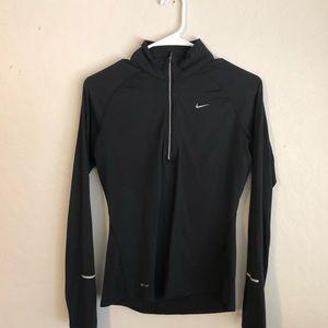 Women's Nike Quarter Zip Sweater